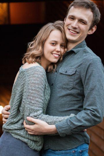 Emilie and Mason Engagement