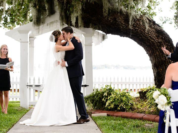 Tmx 1405445053027 Elyse Matt Weddingceremony1190 Sarasota wedding officiant