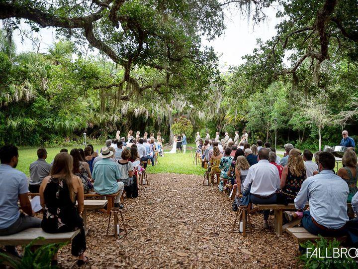 Tmx Wide Angle Garden Wedding Ceremony 51 626069 159890115677240 Sarasota wedding officiant