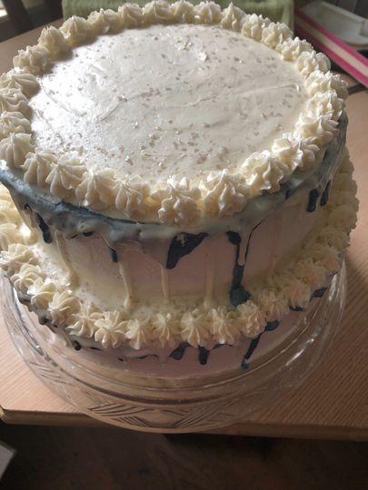 Car bomb cake