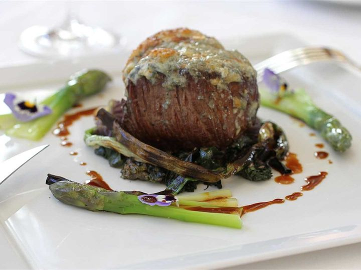 Tmx 1425950030923 Blue Cheese Crusted Filet Mignon New York, New York wedding catering