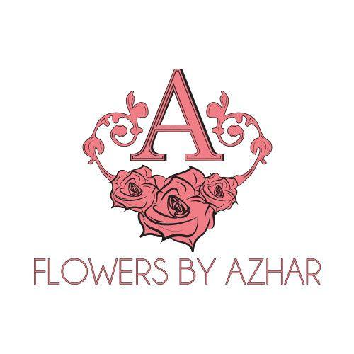 flowers by azhar logo