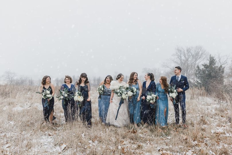 New Jersey Winter Wedding