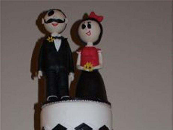 Tmx 1297380535931 IMG3505a Baltimore wedding cake