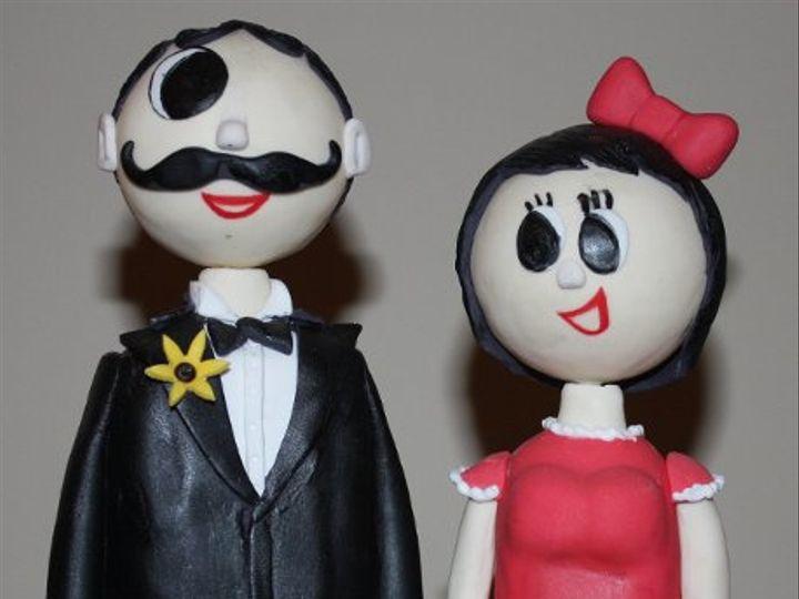 Tmx 1297380593868 IMG3500a Baltimore wedding cake