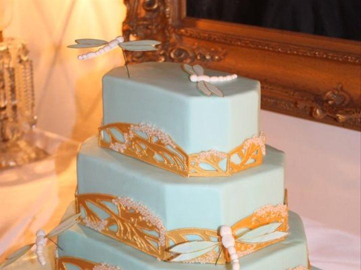 Tmx 1310159321571 Dragonfliesrs Baltimore wedding cake