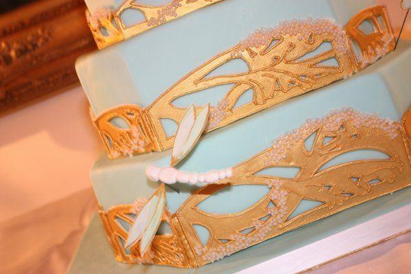 Tmx 1310159331446 Dragonflydetail Baltimore wedding cake