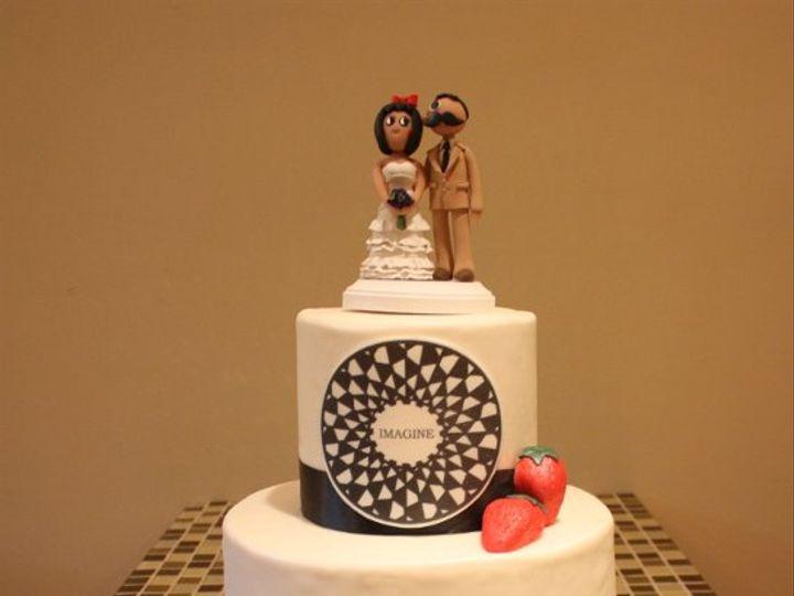 Tmx 1310159509993 Lentejasbaltimorecakery Baltimore wedding cake