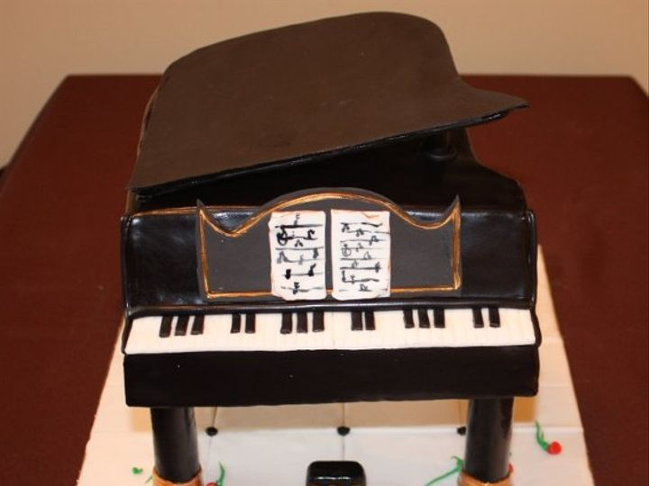 Tmx 1310159526133 Pianocakebaltimorecakery Baltimore wedding cake
