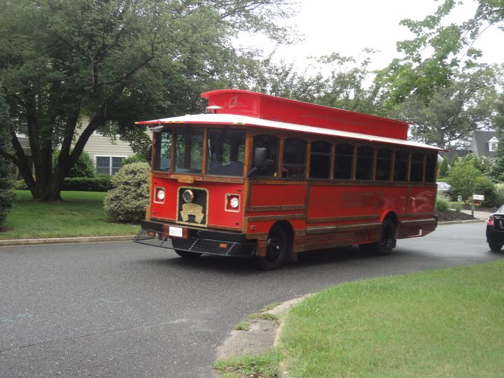 trolley in arnold