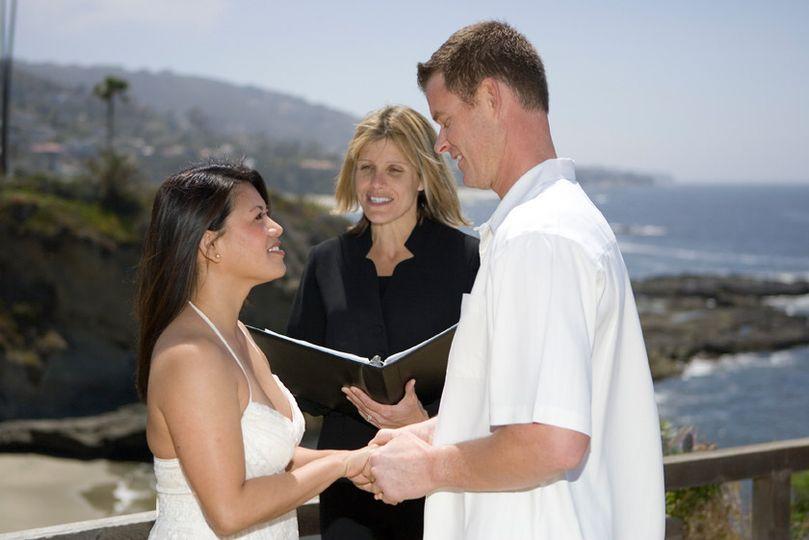 Laguna Niguel Beach Wedding
