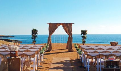 Seaside Beach Wedding San Diego