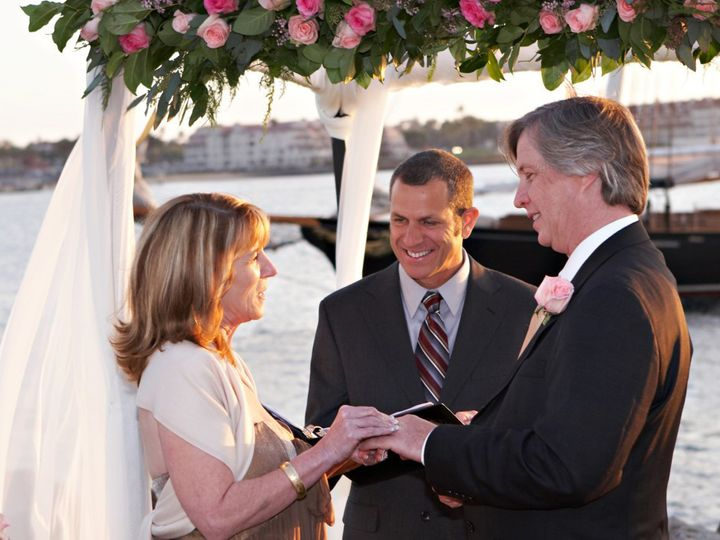 Tmx 1384845022881 1grantembarcader San Diego, CA wedding officiant