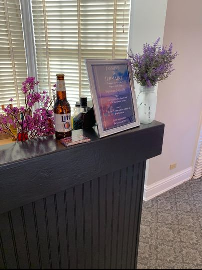 Wedding Bar, Highland Park