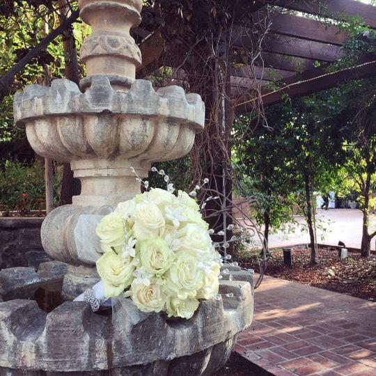 Custom Hand Designed All Rose Bouquet
