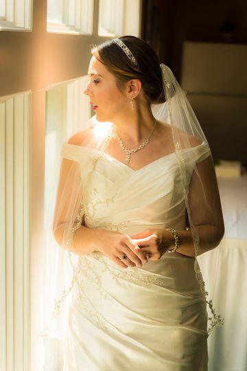 bride ponders wedding at oliver mansion south bend