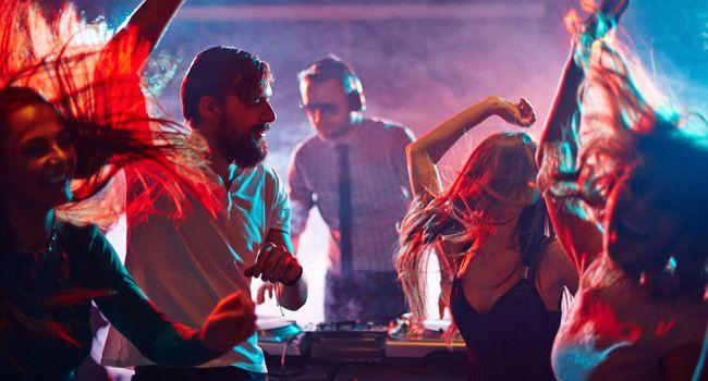 The DJ's