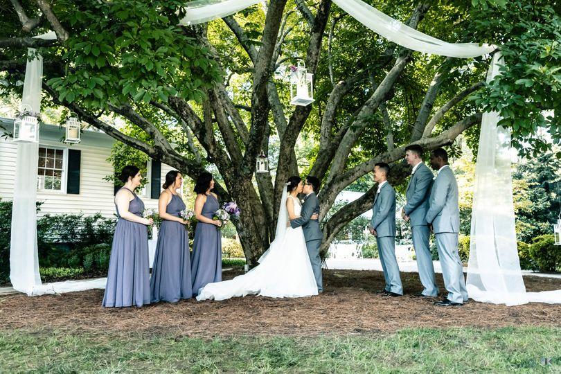 Magnolia Tree Ceremony