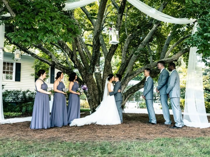 Tmx Ceremony At The Tree 51 2169 157686891585030 Duluth, GA wedding venue