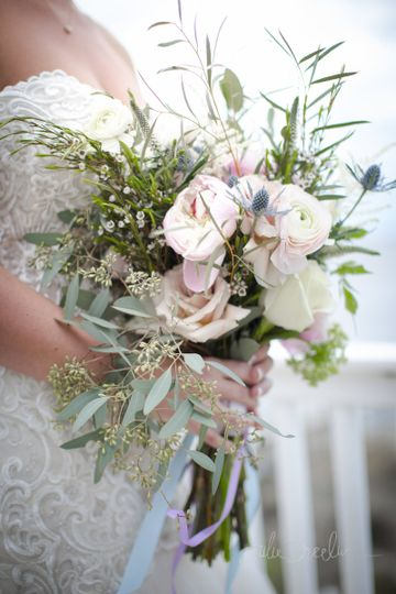 Weddimg bouquet