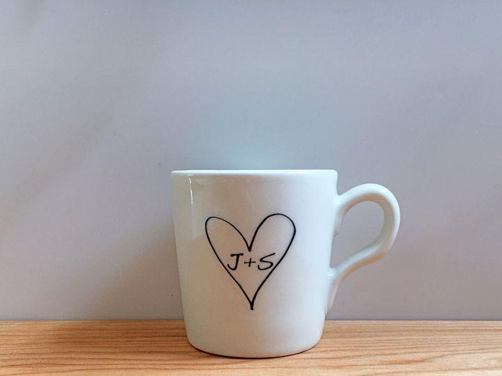 Tmx 1457639935621 Custom Espresso Cup Initials Lafayette wedding favor
