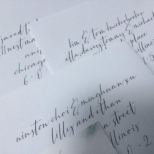 Modern lowercase