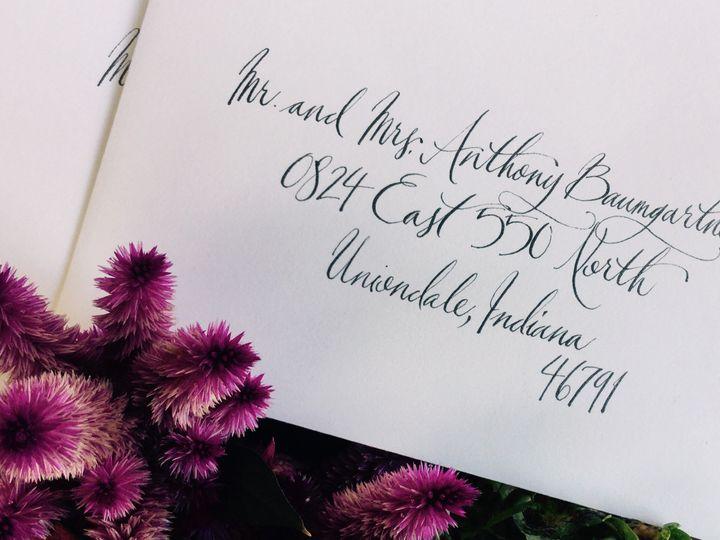 Tmx 1451450908392 Fullsizerender 2 Saint John wedding invitation