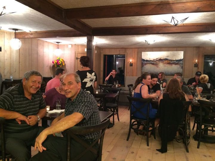 Party at Via Girasole Wine Bar