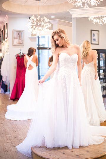 The poinsett bride dress attire greenville sc for Wedding dress greenville sc
