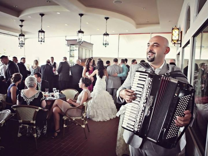 Tmx 1487783765363 Accordion Cocktail Hour Greenwich wedding band