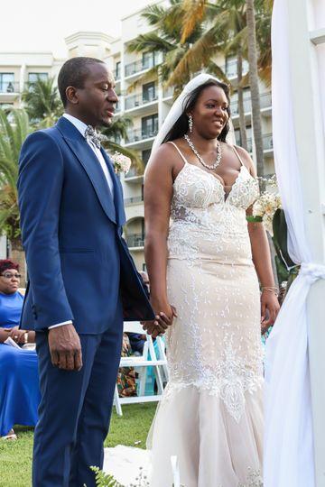 Chez & James' Wedding