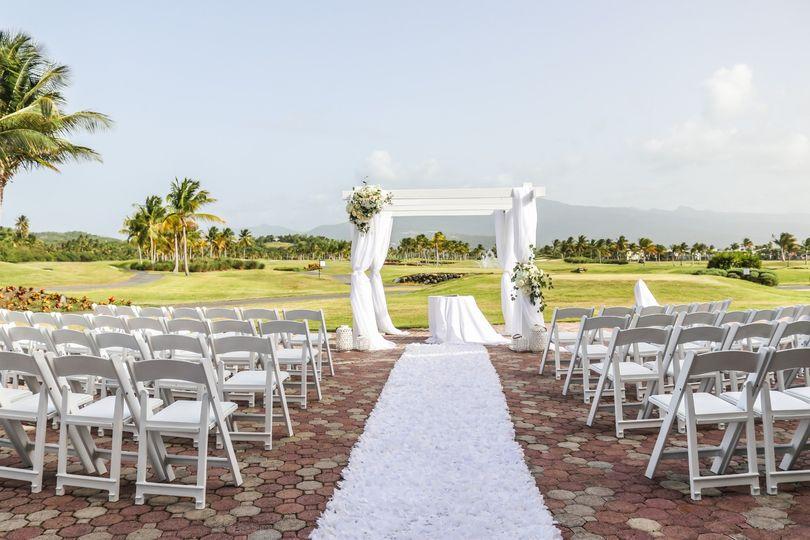 Jennifer & Bhayron's Wedding