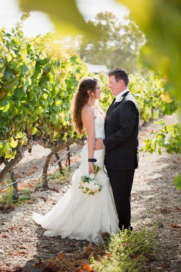 Fess Parker Winery wedding