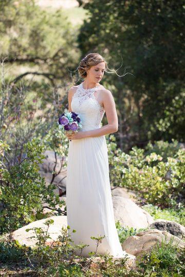 Botanic Garden Bride