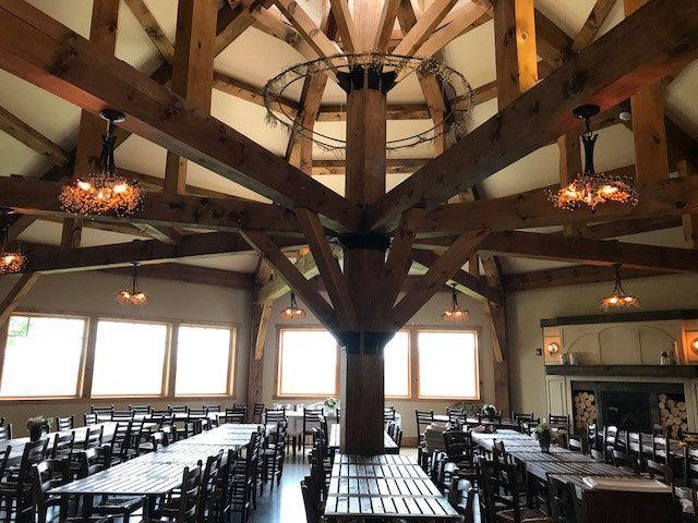 Tmx 1513048224108 Grand Ceiling Fairfax, VT wedding venue