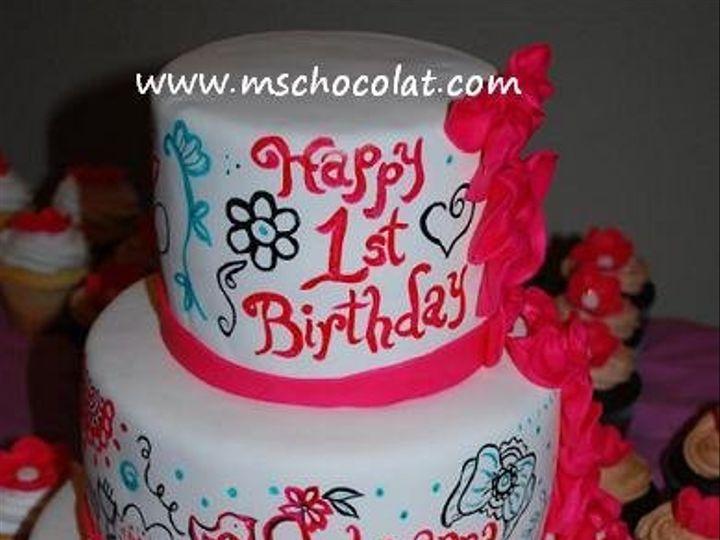 Tmx 1281511332201 Aub1 Anaheim, CA wedding cake