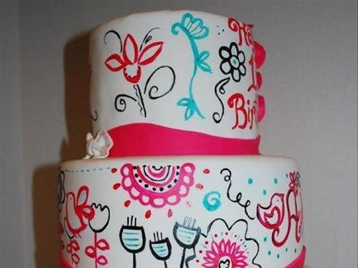 Tmx 1281511339466 Mschoc2 Anaheim, CA wedding cake