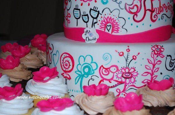 Tmx 1281511340466 Mschoc3 Anaheim, CA wedding cake