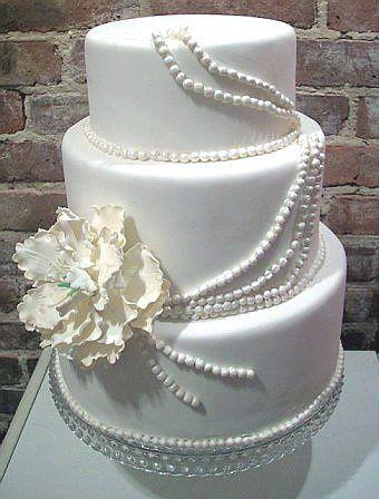 Tmx 1264547369189 Sugarpearlwithpeony Weehawken wedding cake