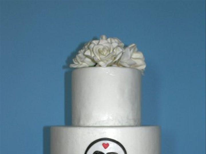 Tmx 1265032342865 Sillouettecake Weehawken wedding cake