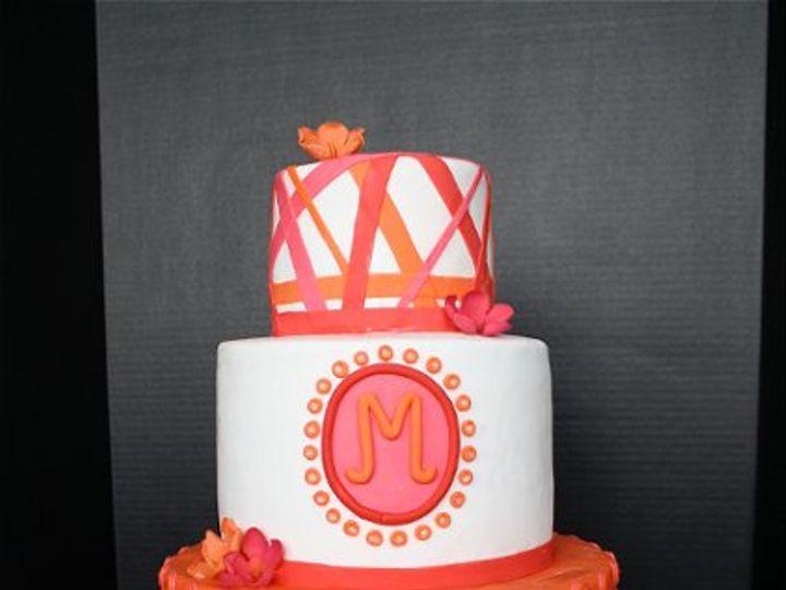 Tmx 1291826988801 IMG0912 Weehawken wedding cake