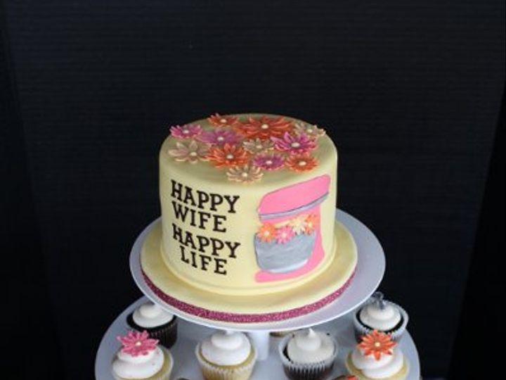 Tmx 1310565767976 IMG1765 Weehawken wedding cake