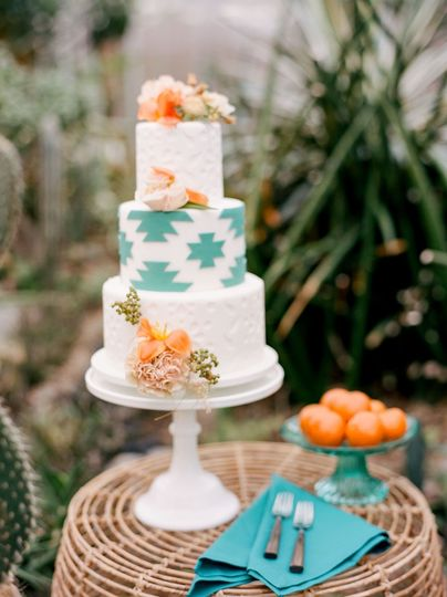 Southwest Wedding