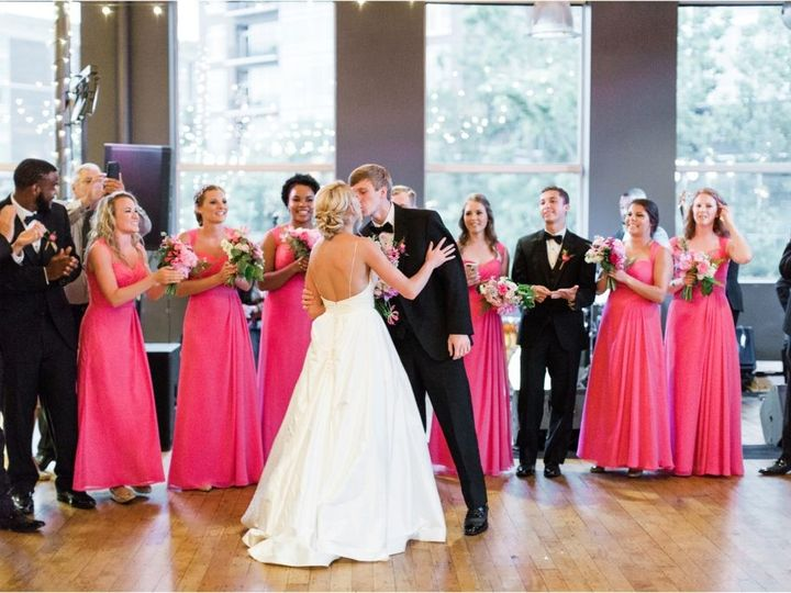 Tmx 1486508009463 Mitchell Road Huguenot Loft Wedding Greenville0049 Greenville, SC wedding venue