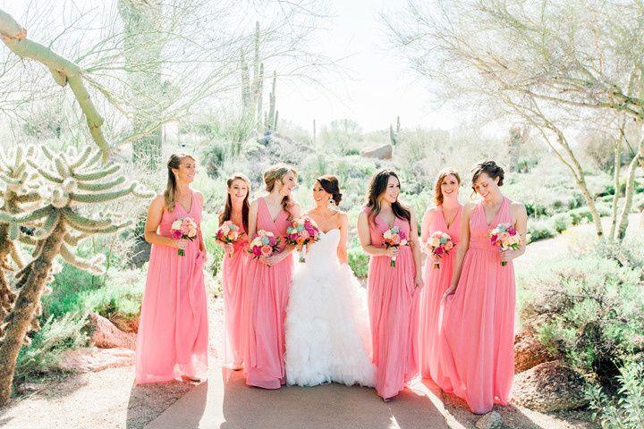 The wedding party - Rachael Koscica Photography