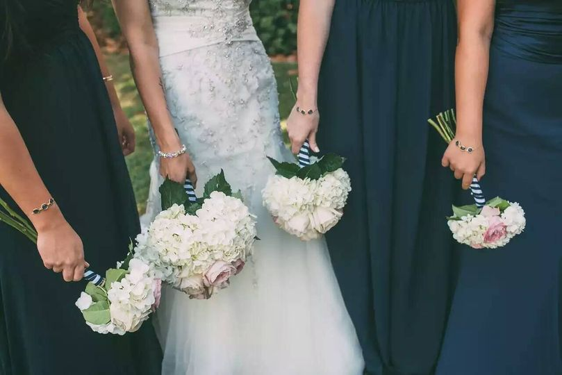 Your bridesmaids, MOH, mom, future mom-in-law, and flower girls will LOVE our personalized,...