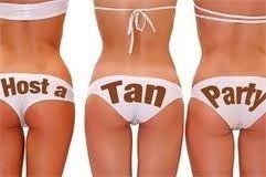 host a tan part