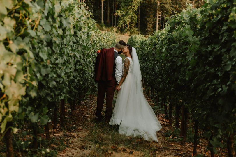 Vineyard Romance