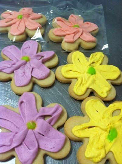 flower cookies multi