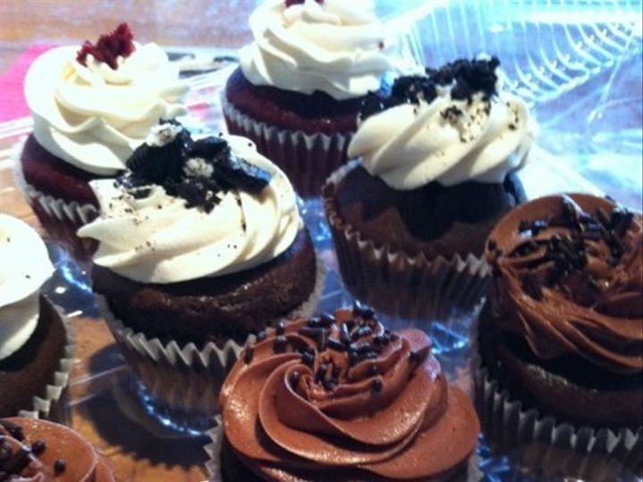 Tmx 1424809123836 Cupcakes Los Osos wedding cake